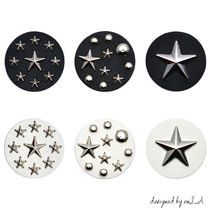 注目☆Pop Stand Studded Leather Sockets hd☆designed by enLA