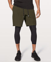 日本未入荷 lululemon x Roden Gray Short Dark Olive