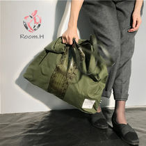 KANEI TEI  JUNGLE L GREEN (M)トートバッグ KR0036