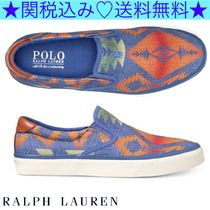★Polo Ralph Lauren★Thompsonスリッポンスニーカー★