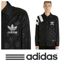 ADIDAS ORIGINALS UNITED ARROWS LIGHTWEIGHT NYLON JACKET