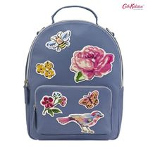18ss新作★Cath Kidston★PATCHES MINI CROSS BODY BACKPACK
