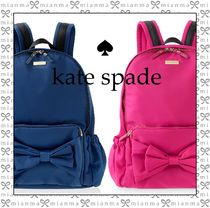 Kate Spadeリボンが可愛い♥Back to schoolバックパック