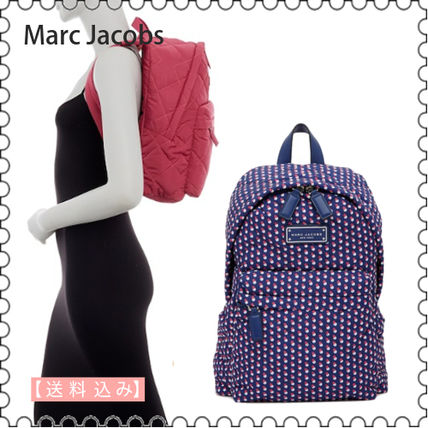 【Marc Jacobs】 Quilted Backpack M0013564リュック★(正規)