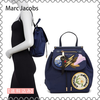 【Marc Jacobs】 Embroidered Patchバックパック M0010981(正規)