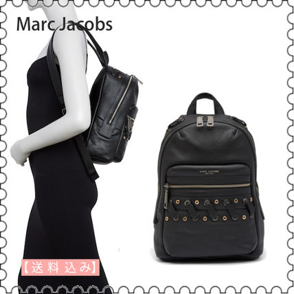 【Marc Jacobs】Grommet Bikerバックパック M0010132★(正規)