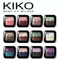 発色豊か!★KIKO MILANO★BRIGHT DUO BAKED EYESHADOW