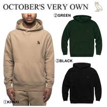 OCTOBERS VERY OWN(オクトーバーズ ベリー オウン) パーカー・フーディ 【Drake愛用】18SS新作☆OVO☆PATCH HOODIE