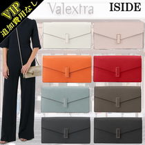 "◆◆VIP◆◆Valextra "" ISIDE"" ポシェット ソフトカーフ 2WayBag"
