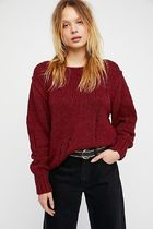 Free People☆Unravel Me Tunic Sweater