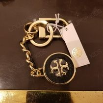 セール!Tory Burch★ MERCER LEATHER KEY FOB
