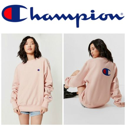 【UO×Champion】●大人気●新作●Weave Graphic Sweatshirt