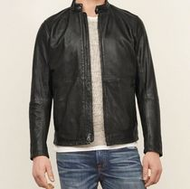 Abercrombie&Fitch GENUINE LEATHER MOTO JACKET ジャケット