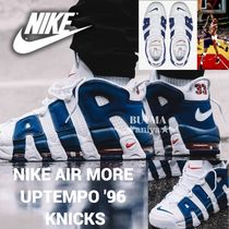 関税/送料込★NIKE AIR MORE UPTEMPO '96 KNICKS★EWINGxPIPPEN