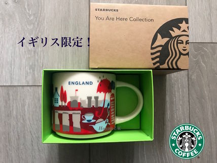 UK限定★スタバ★『England』You are hereコレクションマグ★