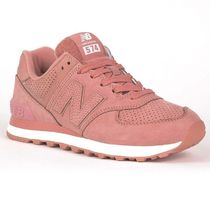 【New Balance】WL574URT★ピンクDUSTED PEACH