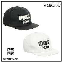 GIVENCHY☆大人もOK♪ロゴキャップ2色