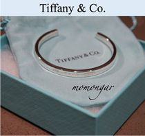 [Tiffany & Co.] Tiffany 1837♪Narrow Cuff♪シルバー