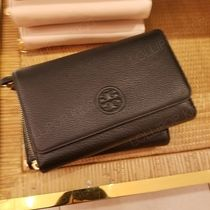 セール!Tory Burch ★ BOMBE FLAT WALLET CROSSBODY