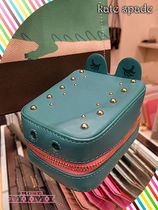アリゲーターケース kate spade★ SWAMPED GATOR COIN PURSE