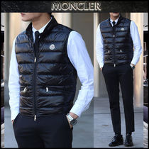 【MONCLER】18SS GUI  軽量 コンパクト ダウンベスト BLACK/EMS