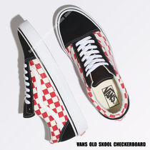VANS★OLD SKOOL CHECKERBOARD★チェック柄★25.5~29cm