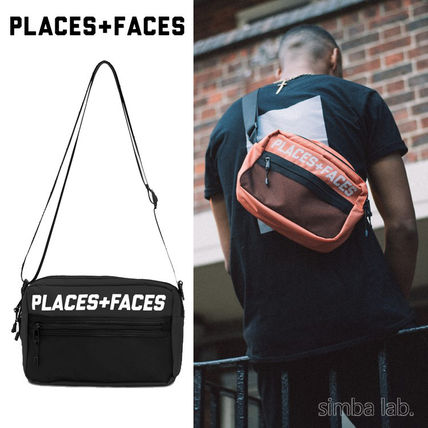 PLACES+FACES ショルダーバッグ  日本未発売  PLACES+FACES   Shoulder Pouch ... 18fdaf3013aab