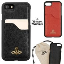 ◆VivienneWestwood◆カードポケット付き♪Iphone 7/8 Case