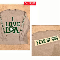 one size FOG(フィアオブゴッド)- Fear Of God I love L.A L-tee