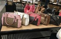 【COACH】新作☆シグネチャーMINI BROOKE CARRYALL 2way F26139