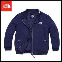(ザノースフェイス) K'S COZY JACKET NAVY NJ3NJ01S