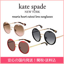 【国内発送】rosaria heart cutout lens sunglasses セール