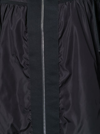 MONCLER アウターその他 【正規品保証】MONCLER★18春夏★HOODED JACKET_ブラック(5)