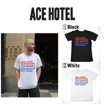 【ACE HOTEL】☆大人気☆LA限定☆LOS ANGELES WAVE SHIRT