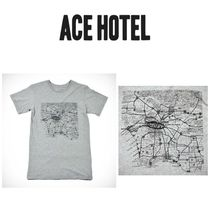 【ACE HOTEL】☆大人気☆LA限定☆LOS ANGELES MAP SHIRT