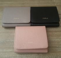 SALE!!★FURLA★三つ折り Leather Wallet