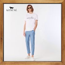 ★MAISON KITSUNE《 LOVEBIRDS T-SHIRT 》 送料込み★