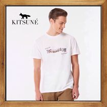 ★★MAISON KITSUNE《 GREETING T-SHIRT 》 送料込み★★