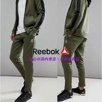 Reebok☆Training Elitage Trousers In Khaki♪
