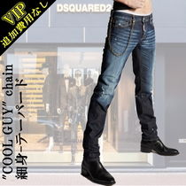 """◆◆VIP◆◆D SQUARED2  """"COOL GUY"""" チェーン 細身-テーパード"""