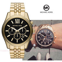 ★関税・送料込★Michael Kors Lexington Unisex Watch MK8286