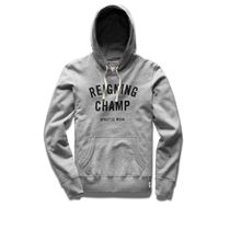 REIGNING CHAMP(レイニングチャンプ) パーカー・フーディ 【 GYM LOGO PULLOVER HOODIE 】★WOMENS/HEATHER GREY/3色展開