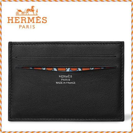HERMES カードケース・名刺入れ 希少 HERMES《CitizenTwill》カードケース  H074312CAAA