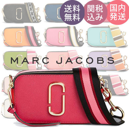 【送関込】MARC JACOBS☆人気!スナップショット バッグ