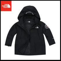 (ザノースフェイス)  K'S APEX DRYVENT JACKET BLACK NJ2HJ01T