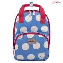 Cath Kidston★KIDS MEDIUM BACKPACK CUTE CATS CORNFLOWER