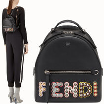 FE1932 STUDDED BACKPACK