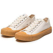 ★日本未入荷★厚底★「EXCELSIOR」BOLT LOW WHITE/BEIGE