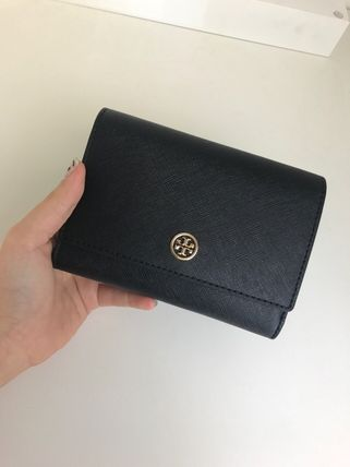 Tory Burch 折りたたみ財布 【即発◆3-5日着】TORY BURCH◆ROBINSON MEDIUM WALLET◆46408◆(2)