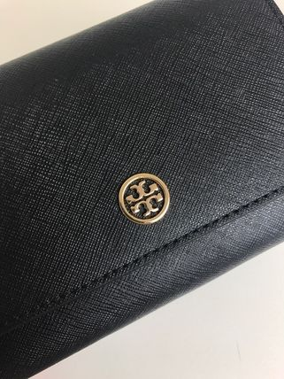 Tory Burch 折りたたみ財布 【即発◆3-5日着】TORY BURCH◆ROBINSON MEDIUM WALLET◆46408◆(8)